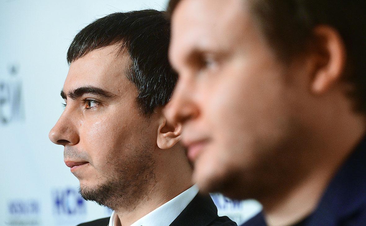 Владимир Кузнецов и Алексей Столяров