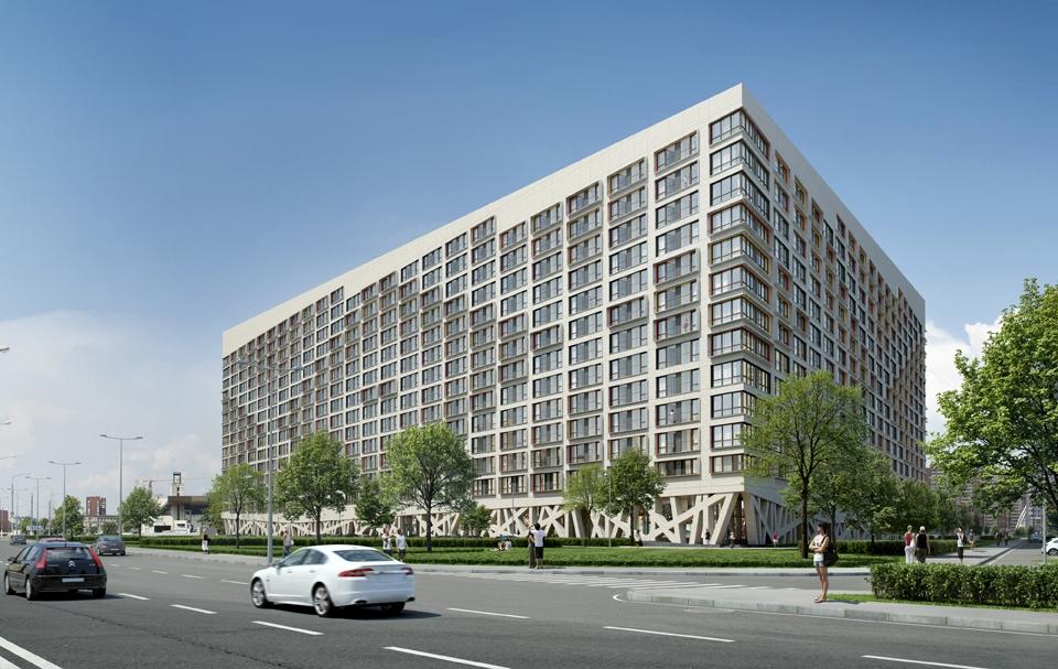 комплекс апартаментов Лайнер
