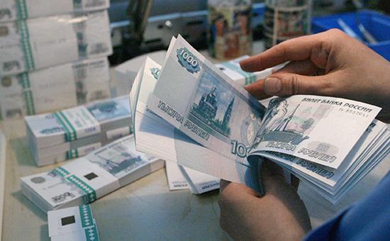 Цех фасовки готовой продукции денежных купюр наобъединении «Гознак»