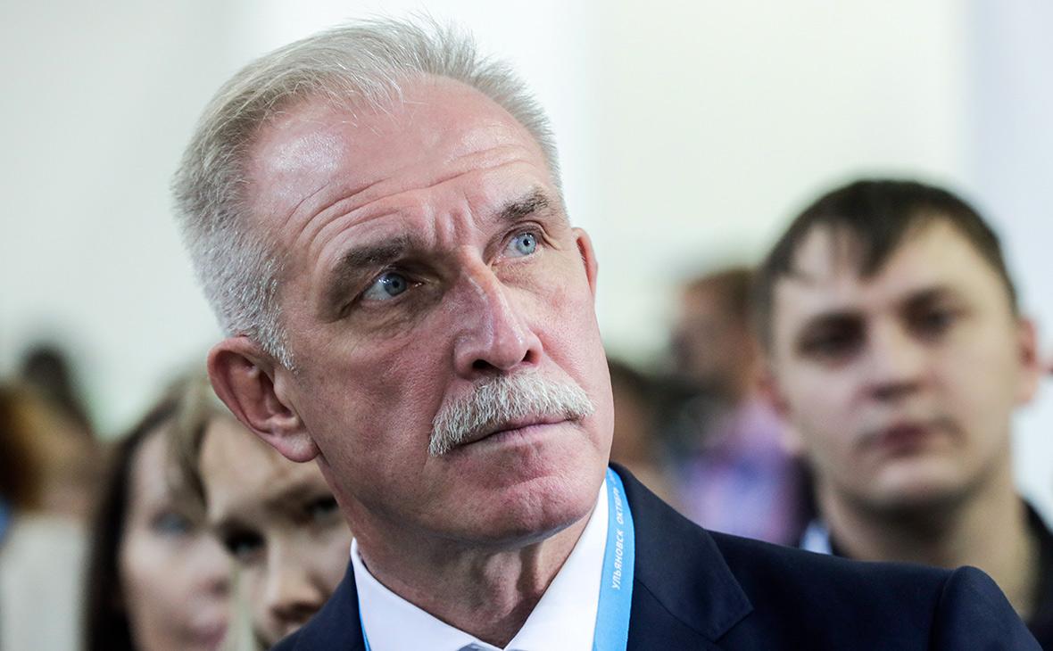 Старейший губернатор в России объявил об отставке