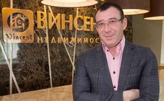 """Генеральный директор ООО """"Винсент недвижимость"""" Эдуард Филиппов"""