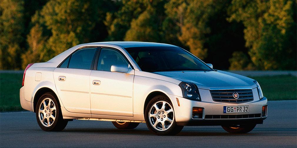 Cadillac CTS (2002 год)  Кип Васенко  C выходцем из семьи русских эмигрантов Кипом Васенко связана целая эпоха в дизайне марки Cadillac. В 1999 г. он представил концепт родстера Evoq с непривычным и смелым дизайном: плоскости и острые грани. Грани впервые появились на внедорожнике Escalade, а затем и на седане CTS. Этот стиль до сих пор используется американской маркой, причем новые модели все больше походят на первый концепт.