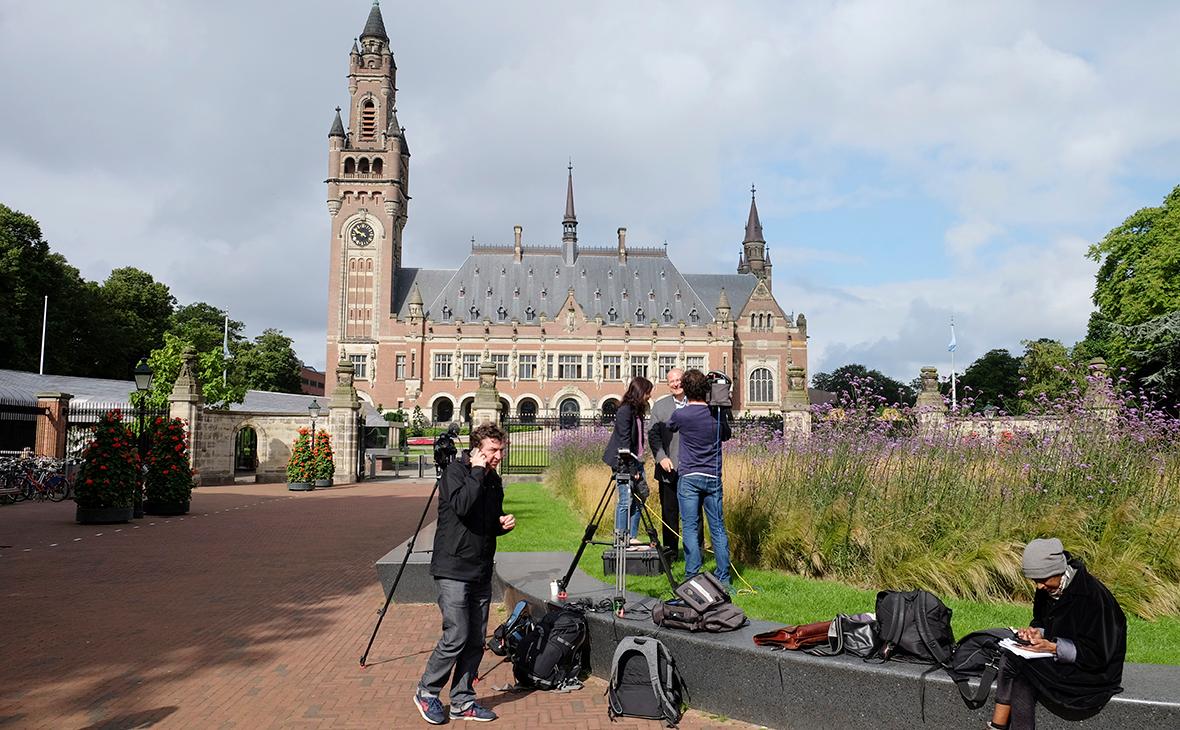 Арбитражный трибунал в Гааге