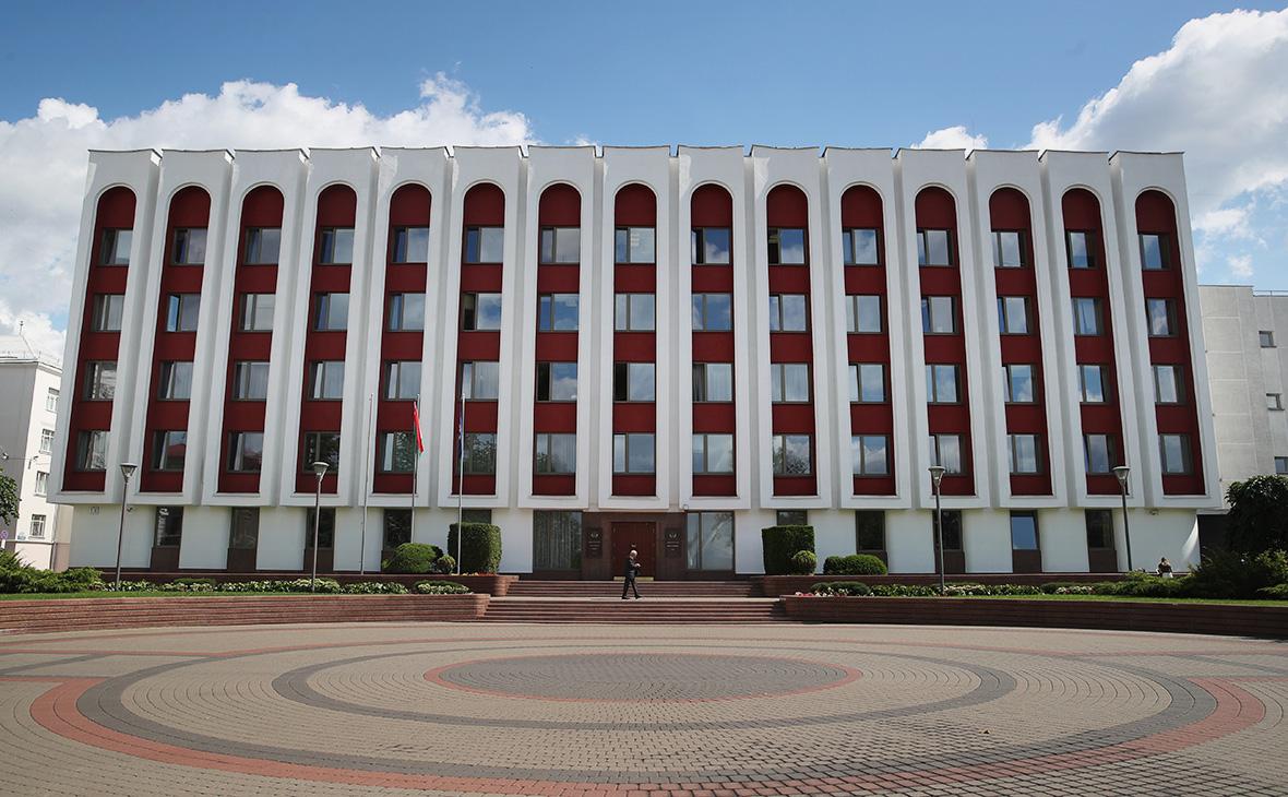 Министерство иностранных дел Белоруссии, Минск