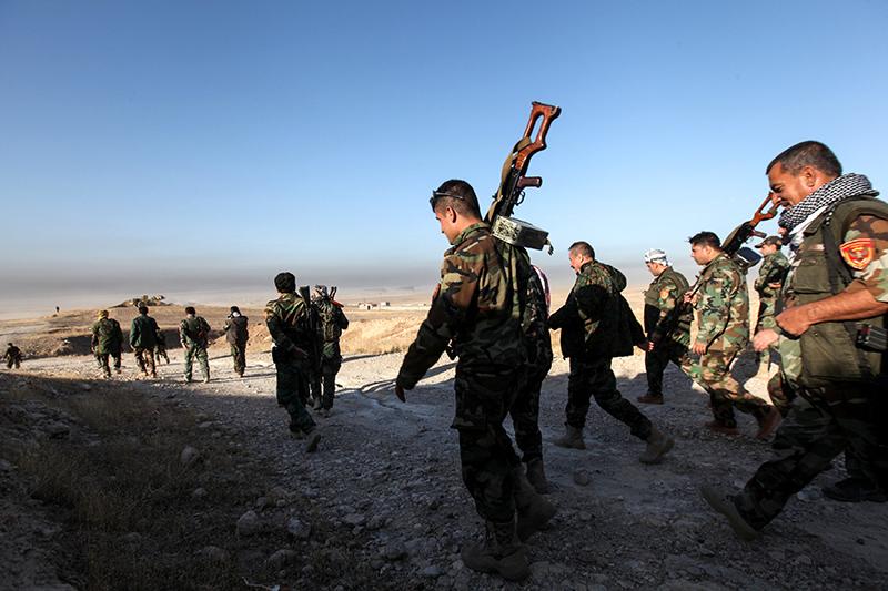 Два года назадбоевики «Исламского государства» (организация признана террористической изапрещена вРоссии) захватили иракский город Мосул. 17 октября 2016 года премьер-министр Ирака Хайдер аль-Абади выступил стелевизионным обращением, вкотором объявил оначале операции поего освобождению.
