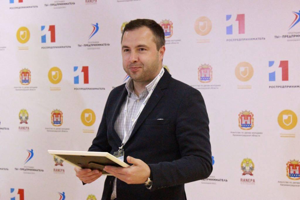 На фото: Максим Суворов
