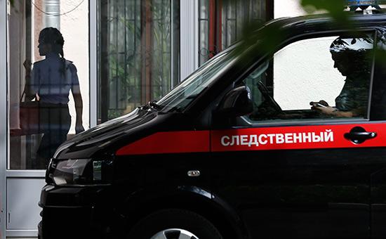 Автомобиль СК