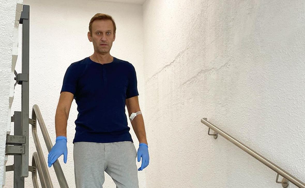 СМИ назвали условие возбуждения дела по отравлению Навального в Германии :: Общество :: РБК