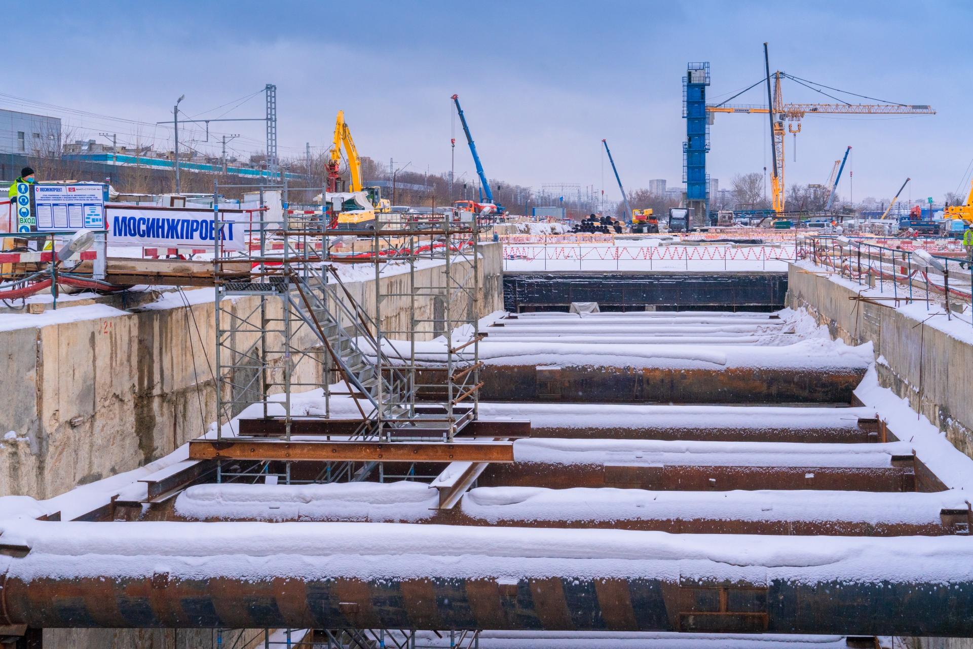 Фото:Стройкомплекс Москвы, АО «Мосинжпроект»