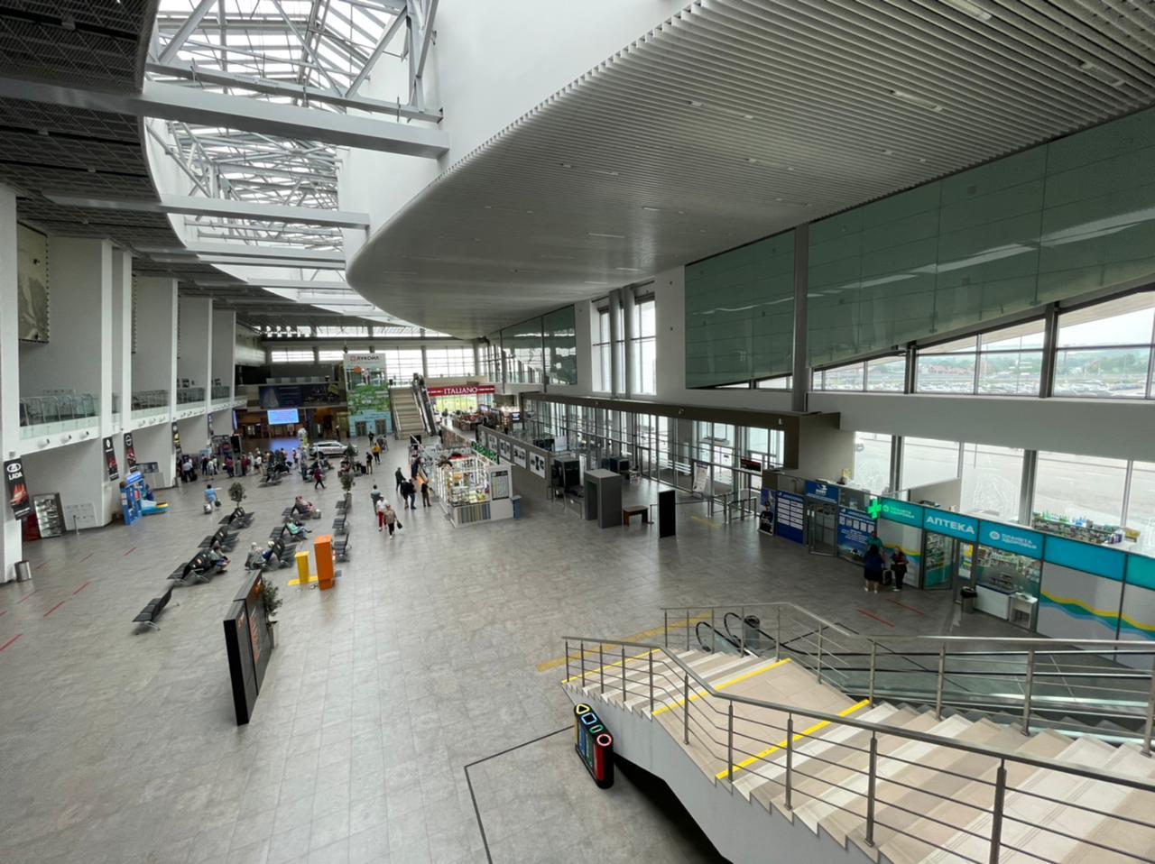 Авиакомпании просят допуск на полеты из Перми еще в две страны
