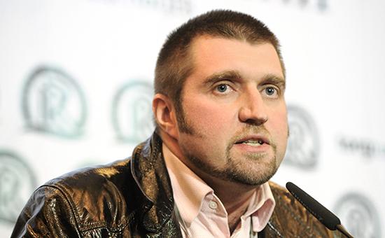Управляющий партнер Management Development Group Дмитрий Потапенко