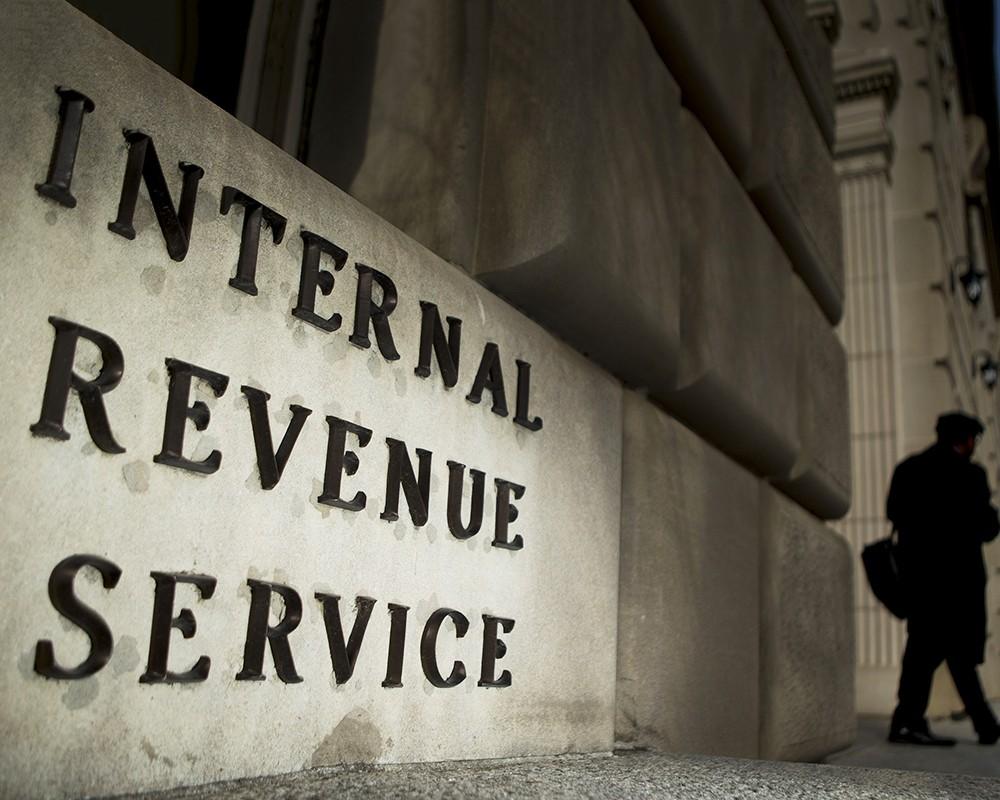 Американская налоговая служба