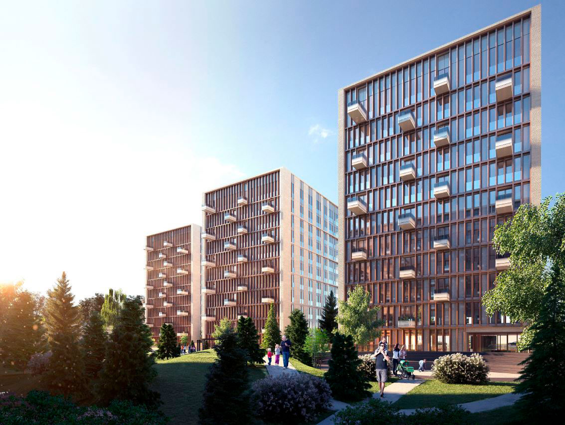 Этот проект может дать новый импульс развитию данному району, считает главный архитектор Москвы Сергей Кузнецов