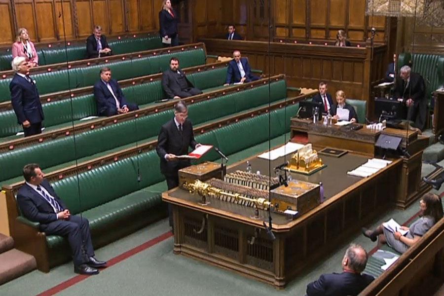 Фото:House of Commons / PA / ТАСС