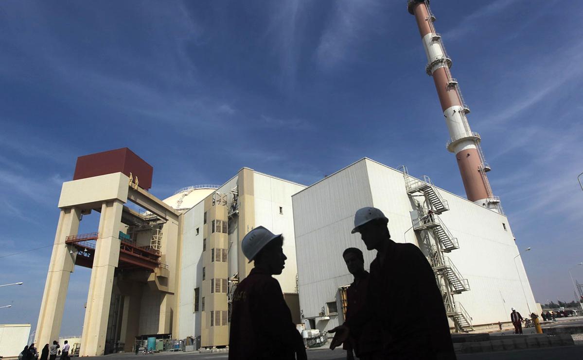 АЭС «Бушер» в Иране
