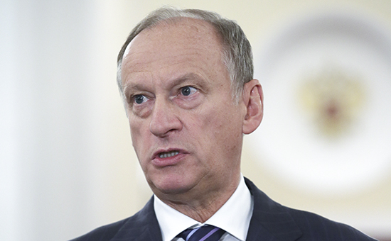 Глава Совета безопасности РФ Николай Патрушев
