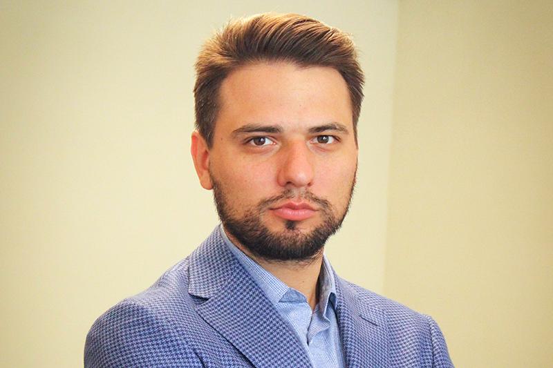 Основатель команды ROXИгорь Уткин