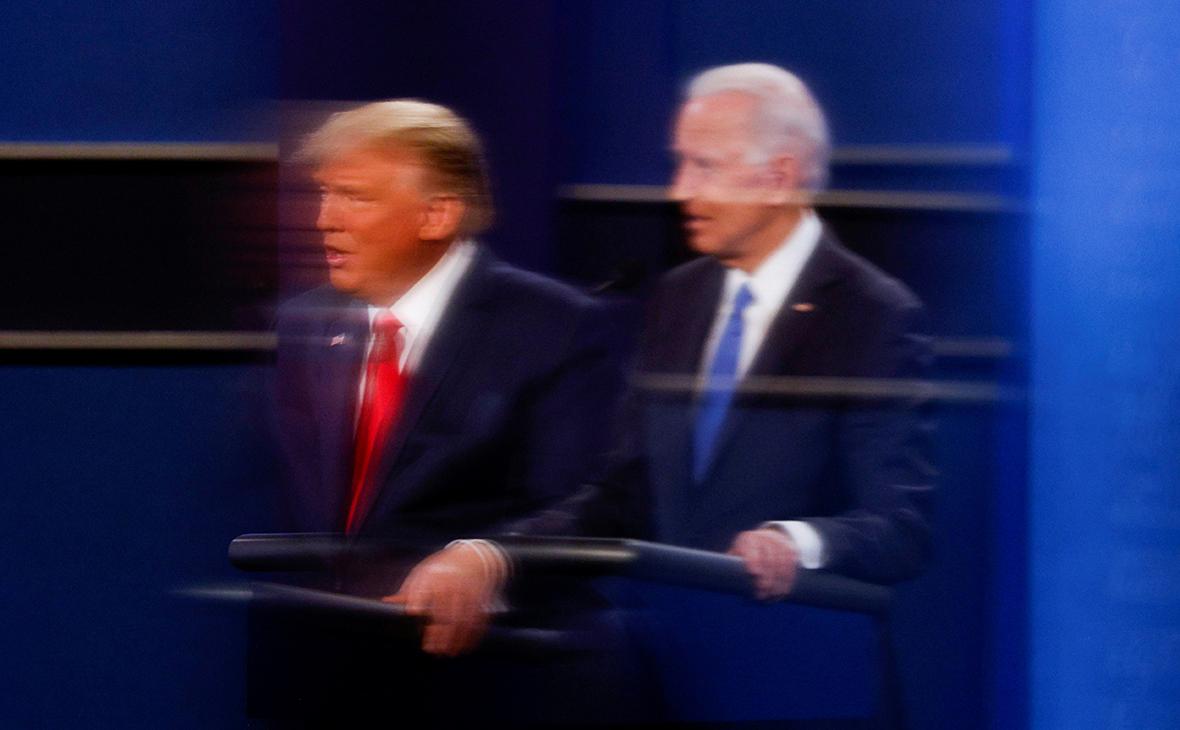 Финальные дебаты Трампа и Байдена. Главное :: Политика :: РБК