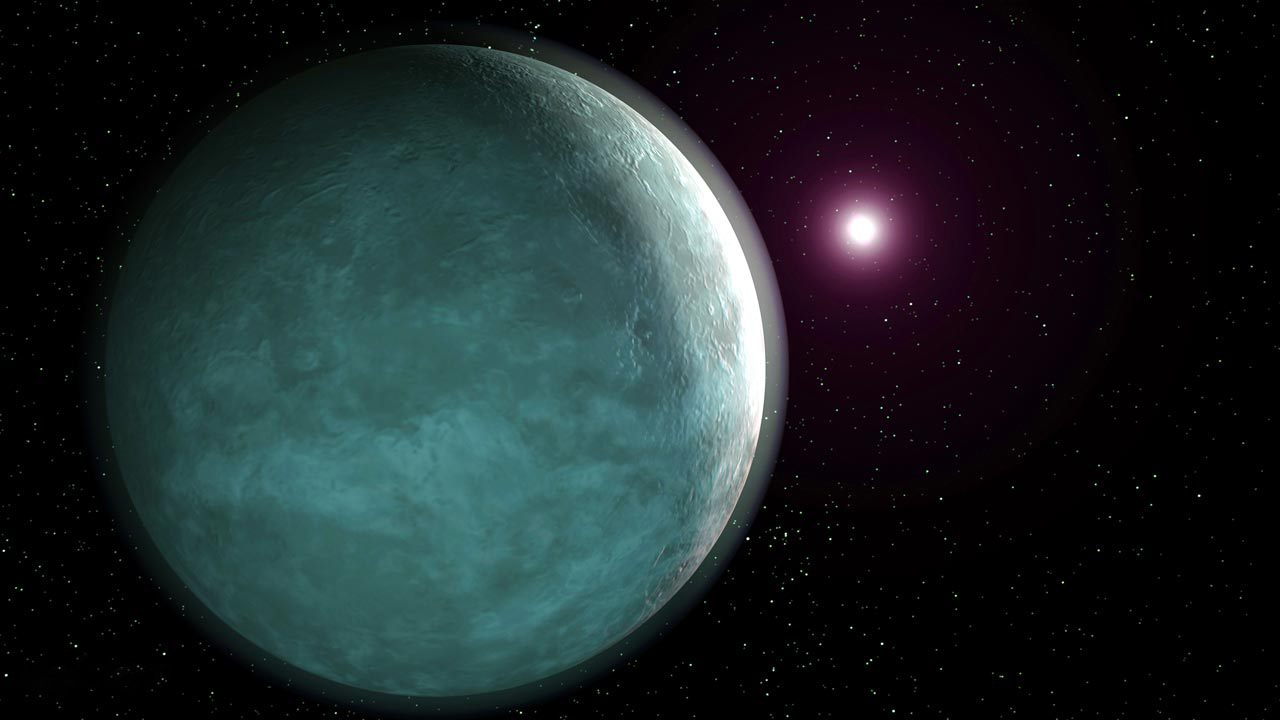 Экзопланета Kepler-1655 b