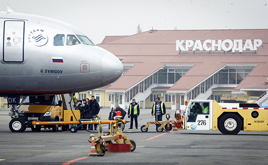 Пока непонятно, кто будет финансировать окончание реконструкции полосы вкраснодарском аэропорту