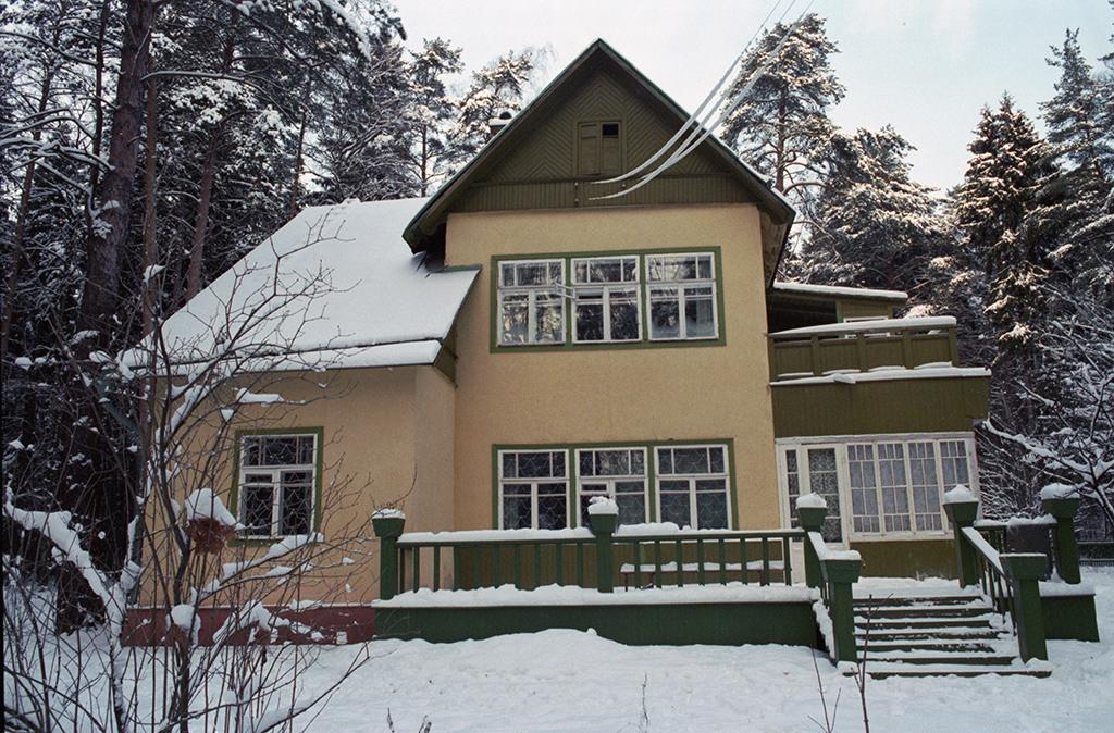 Дом К.И. Чуковского в Переделкине