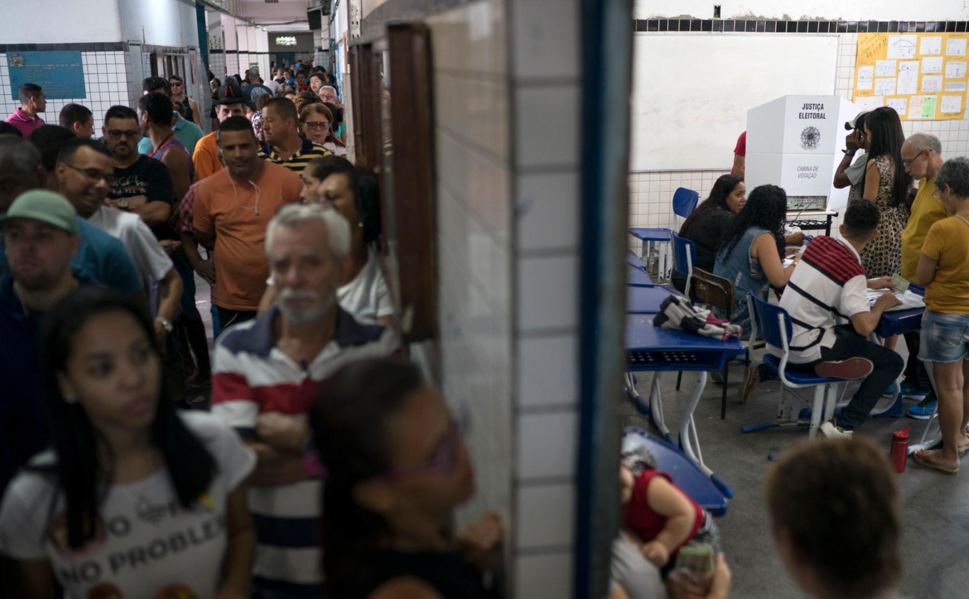 Фото: Leo Correa / AP