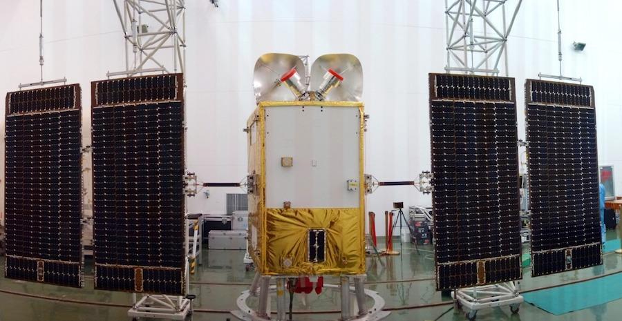 Китайский спутник Yinhe-1