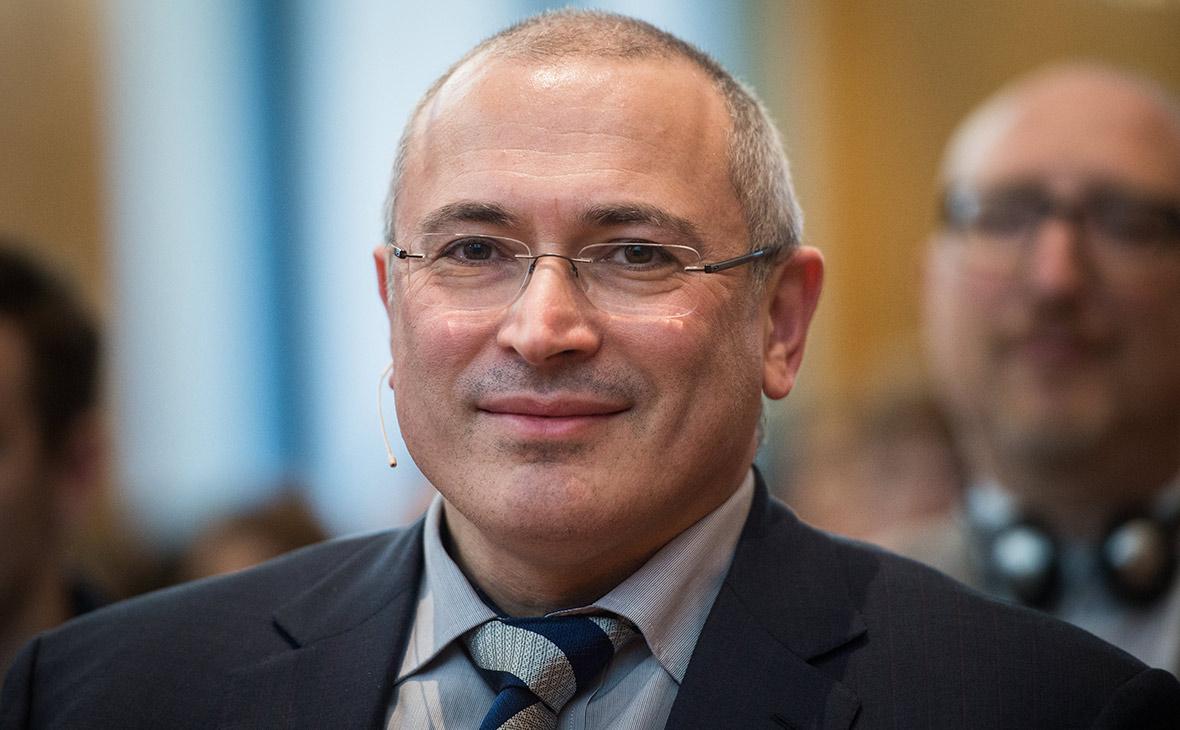 Ходорковский объяснил нежелание финансировать кандидатов в президенты