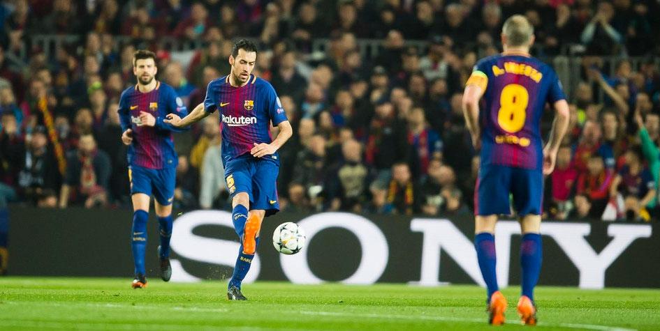 «Барселона» потеряла Серхио Бускетса после матча с «Челси»