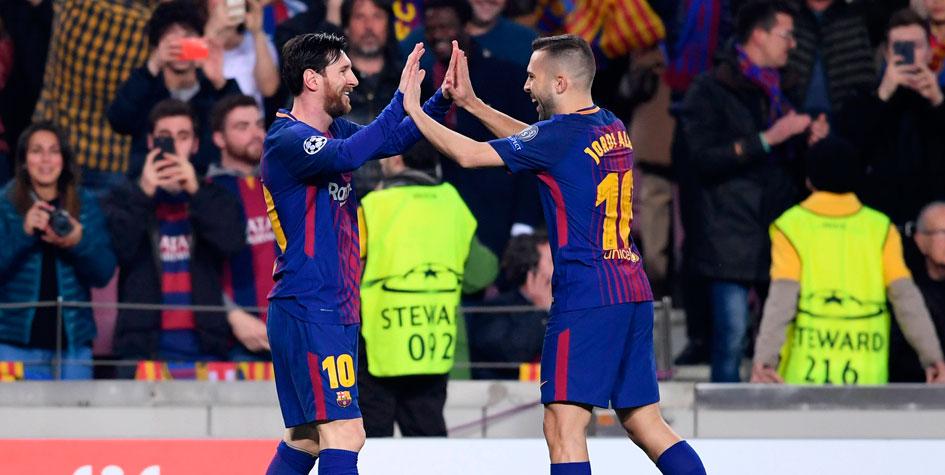 Лионель Месси забил 25-й гол в чемпионате Испании