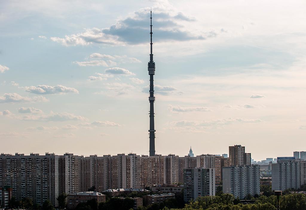 Останкинский парк