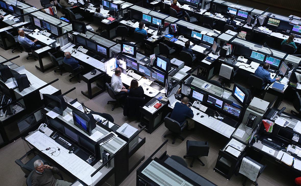 Центр управления полетами. Июль 2016 года