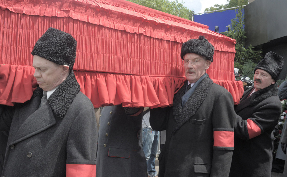 Фото:кадр из к/ф «Смерть Сталина»