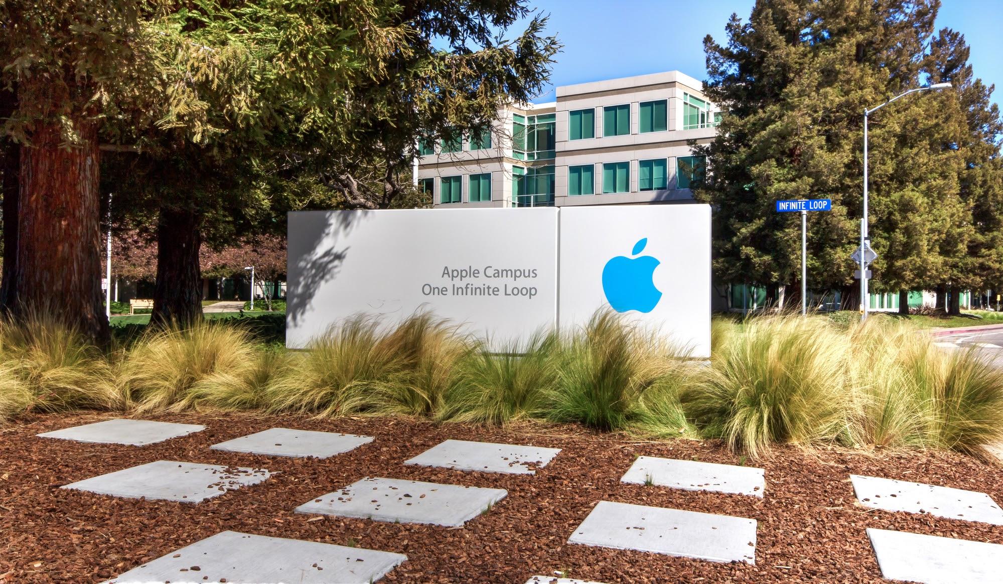 Кремниевая долина в Калифорнии отличается высокой плотностью высокотехнологичных компаний. Здесь находятся штаб-квартиры Apple, Intel, Xerox и не только