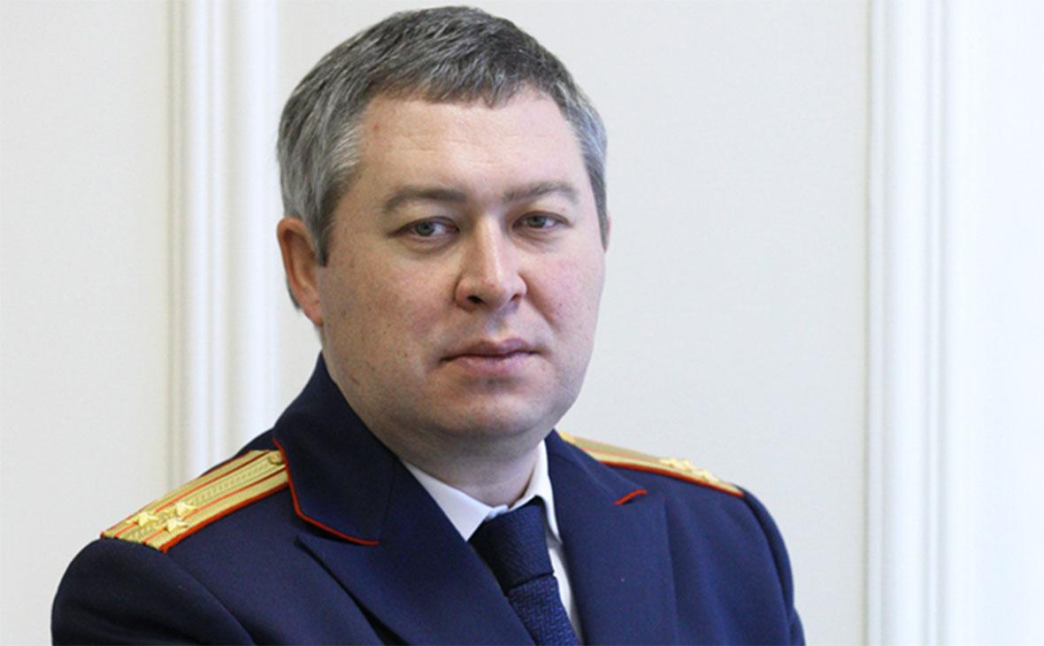 Экс-замглавы СК по Москве объявили в розыск из-за перестрелки в «Сити» ::  Общество :: РБК