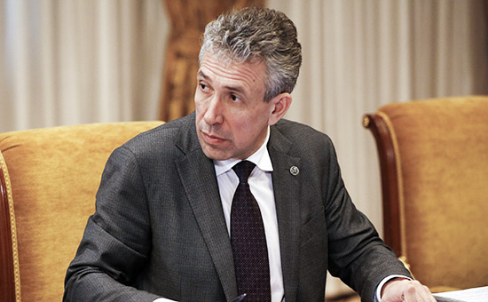Председатель ВЭБа Сергей Горьков
