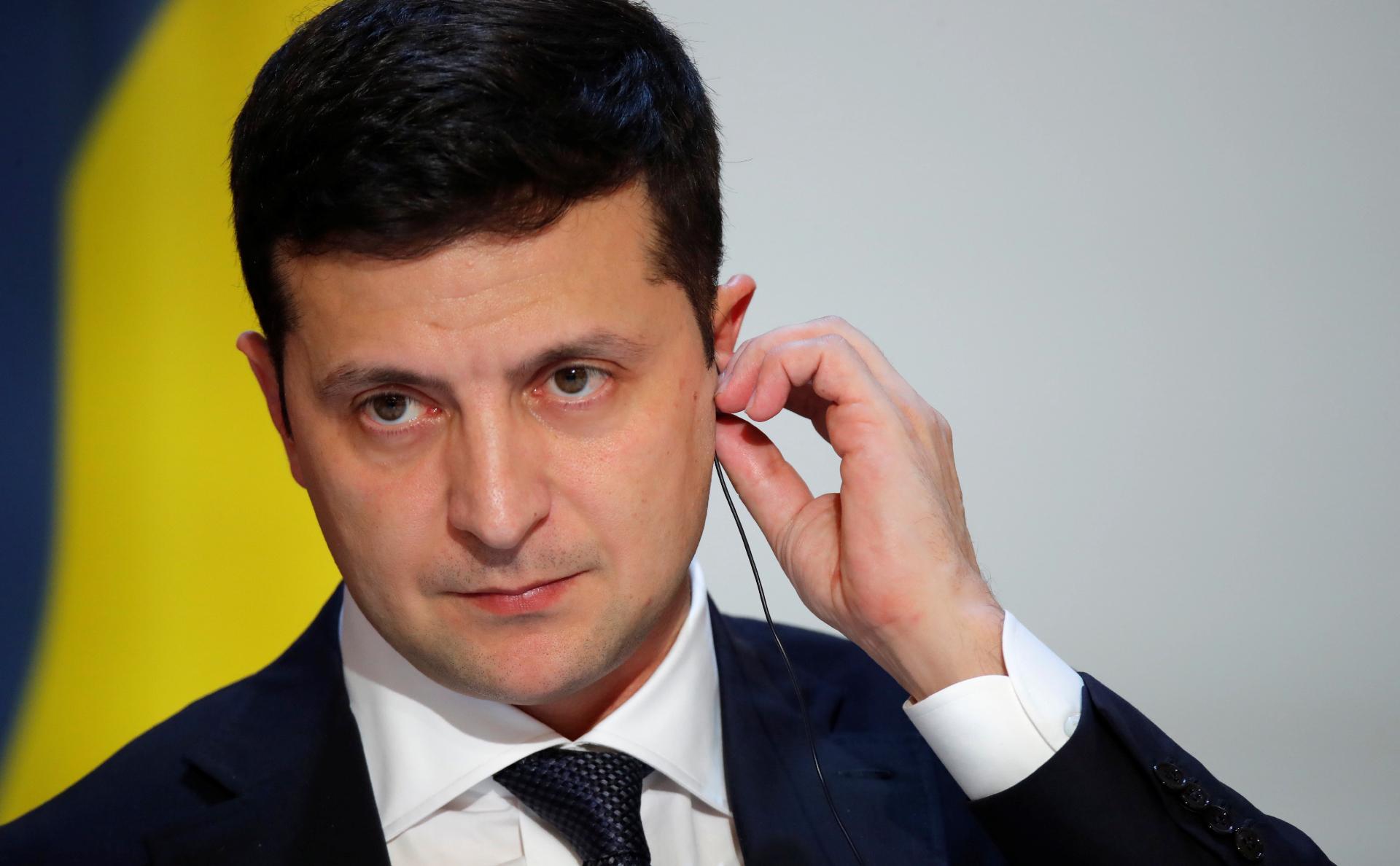 Зеленський схвалив рішення РНБО щодо «вдосконалення» відповідальності за недостовірне декларування