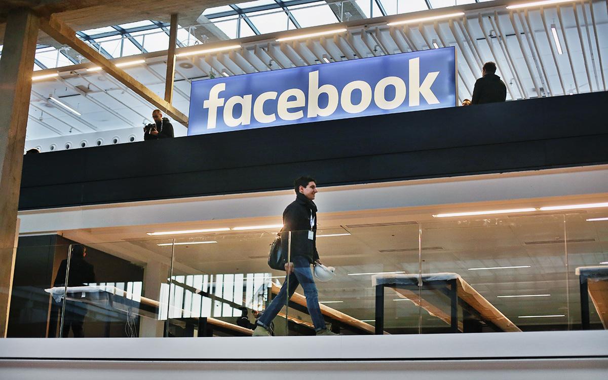 Facebook заблокировал основанную на релизе ФСБ статью РБК