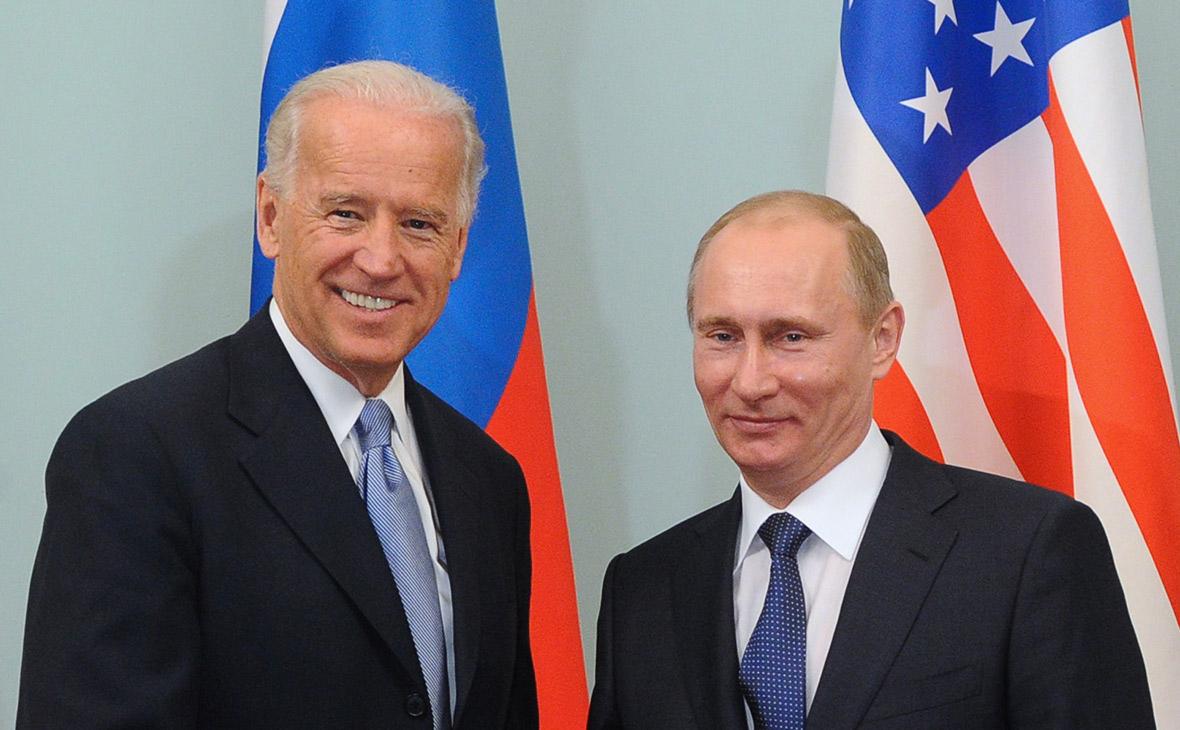 CNN назвал даты проведения встречи Путина и Байдена