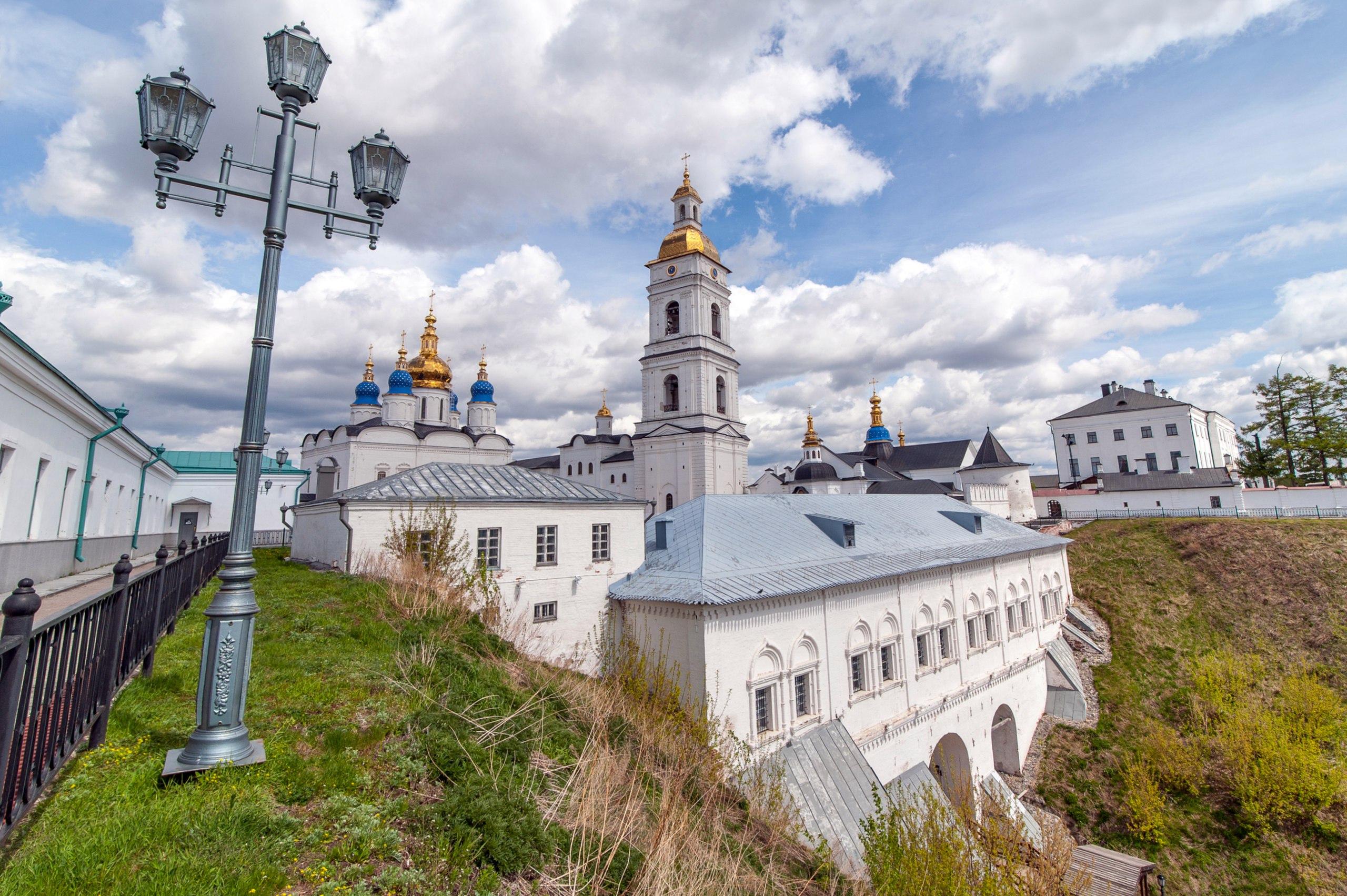 Тобольский Кремль готовится к ремонту