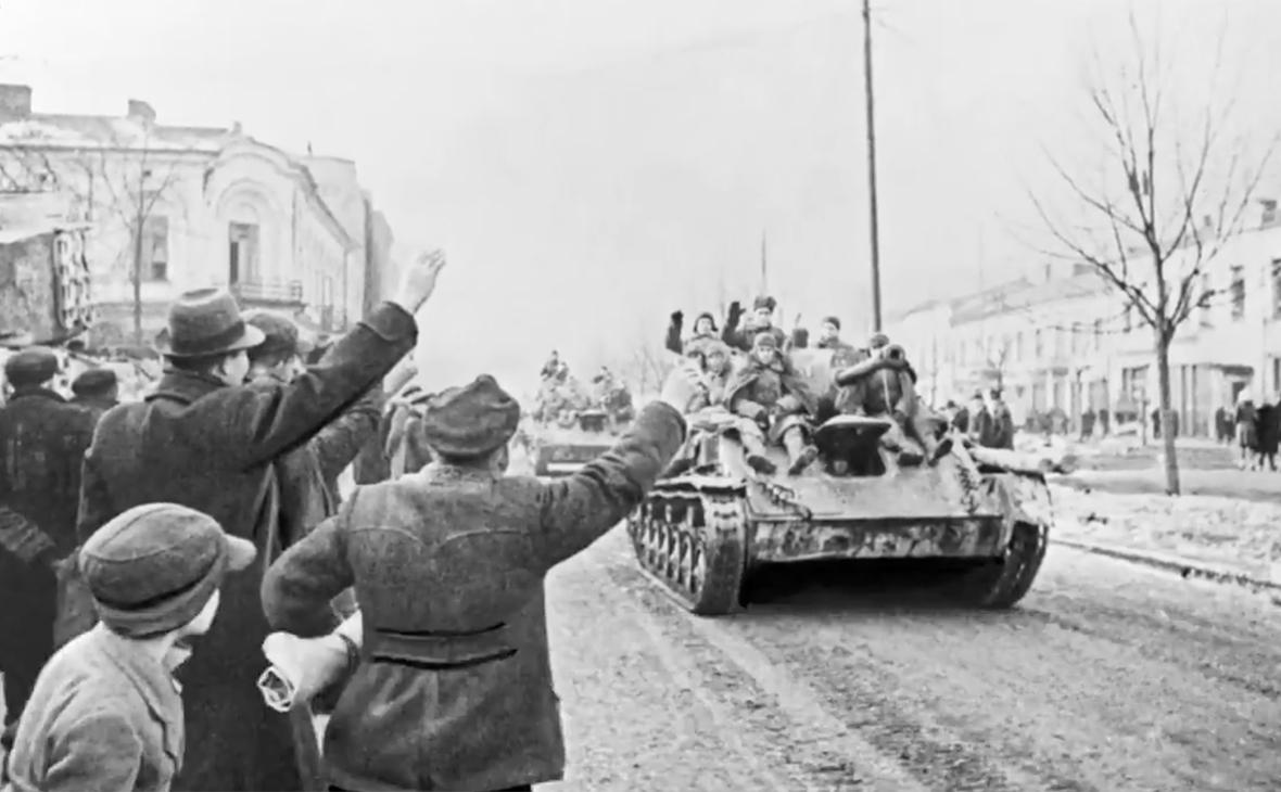 МИД назвал «освободительным походом» операцию СССР в Польше в 1939 году