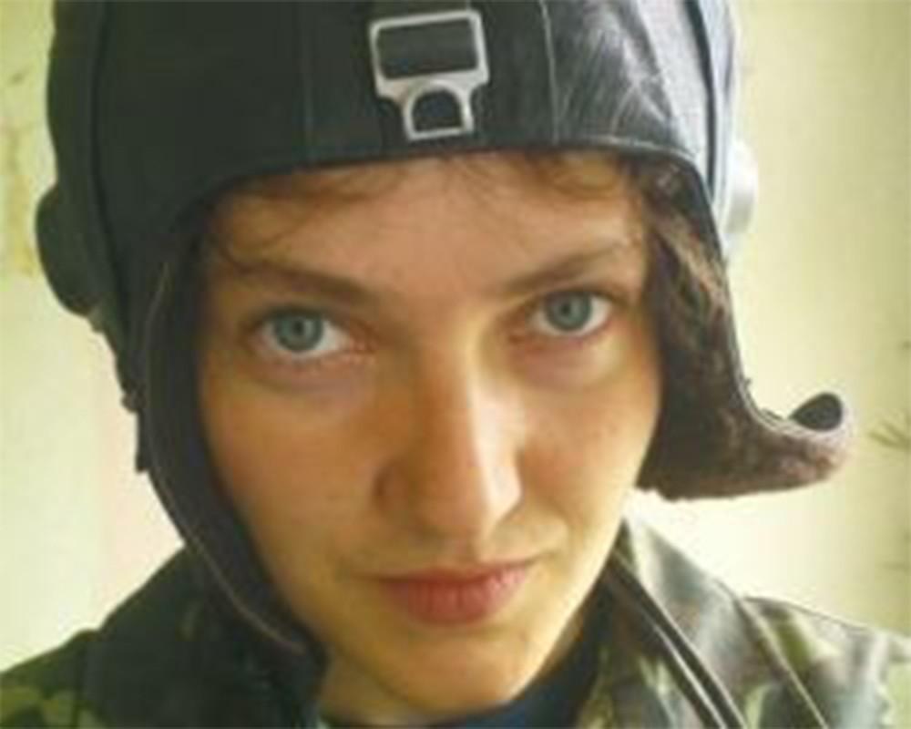Летчица Надежда Савченко