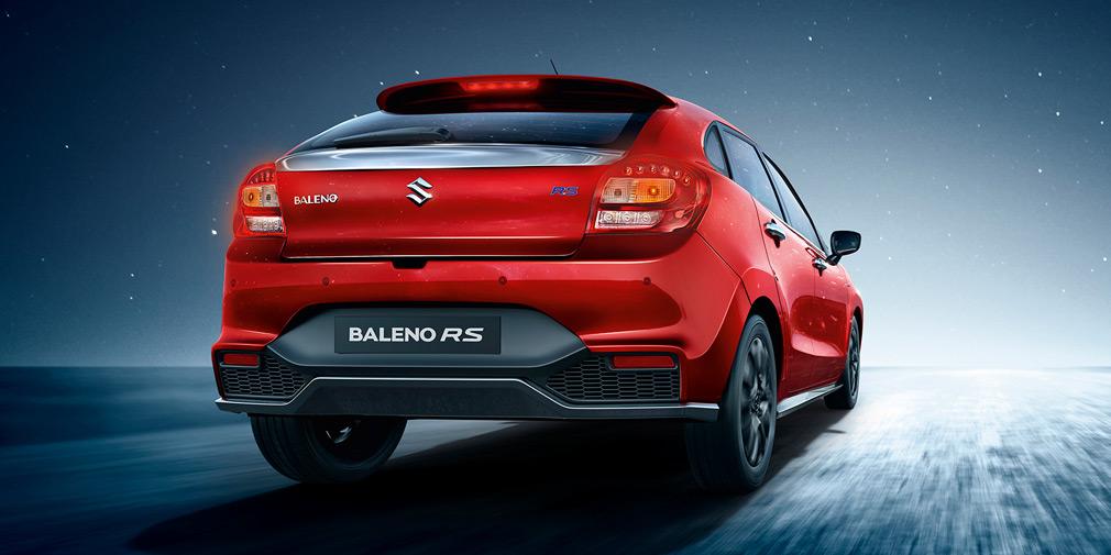 Maruti Suzuki Baleno  Baleno— хэтчбек больше и приличнее, поэтому и стоит в Индии от 7700 долларов. В прошлом году было продано почти 184 тысячи машин.