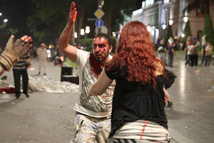 Фото:Irakli Gedenidze/ Reuters
