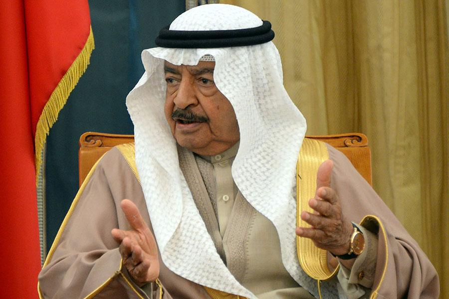 Халифа бен Сальман Аль Халифа