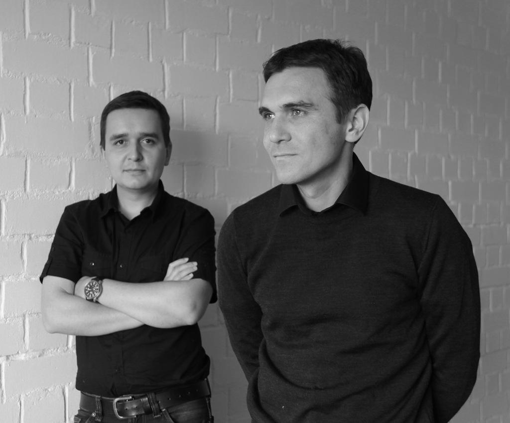 Сергей Фомин и Александр Качалов