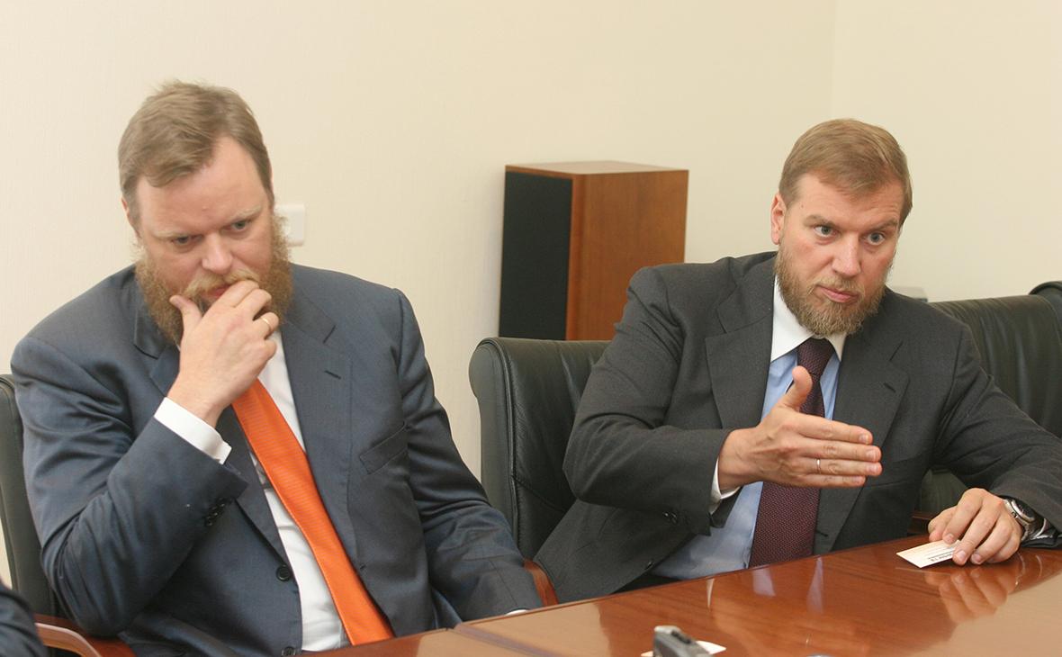Дмитрий Ананьев и Алексей Ананьев