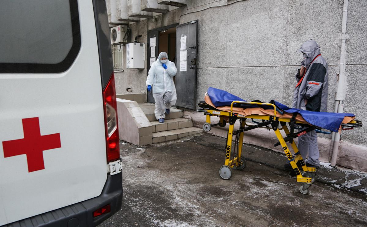 В Омске эвакуировали коронавирусную больницу из-за задымления