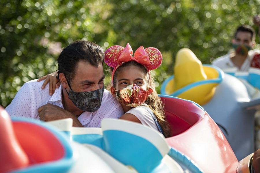 Фото: Walt Disney World Resorts via Getty Images