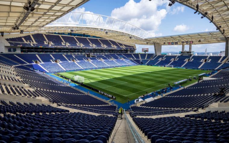 """Фото: Стадион """"Драган"""" (Фото: AP)"""